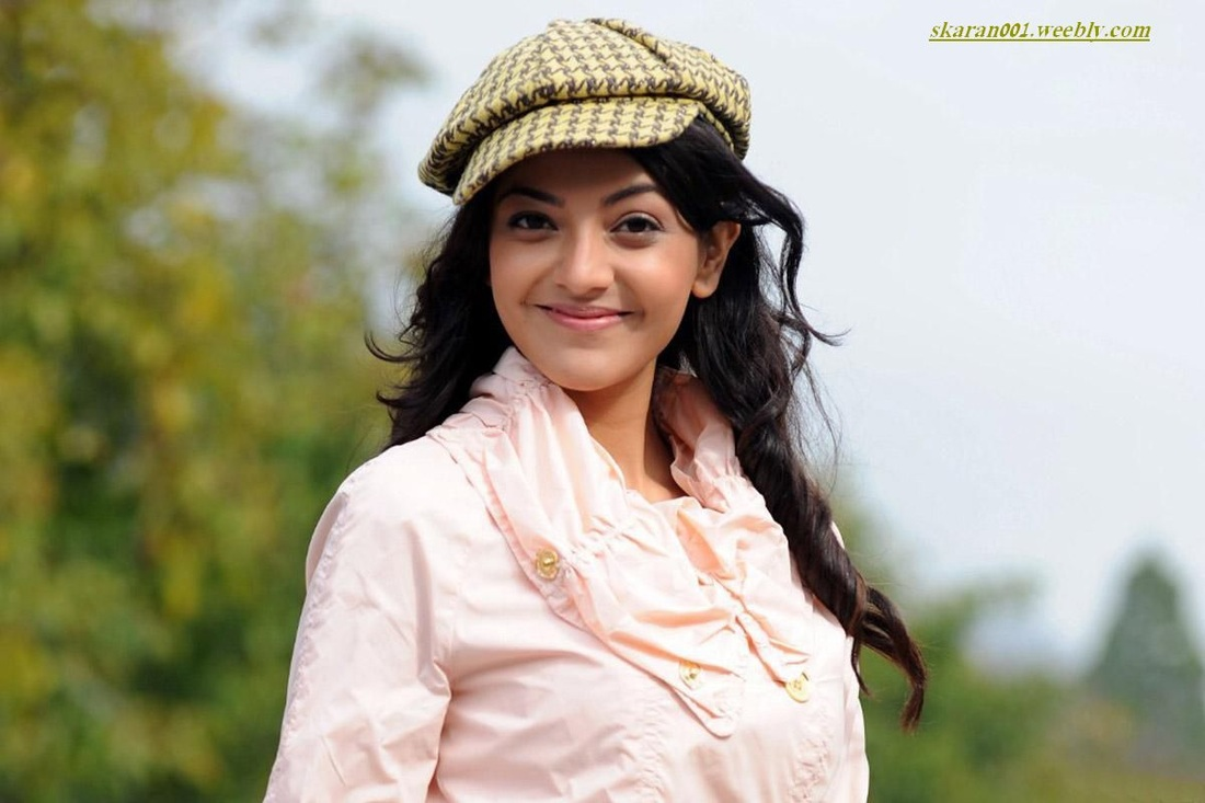 Kajal Agarwal Hot Wallpaper 2 Skarancom